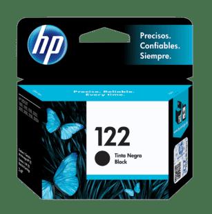 Cartucho de Tinta HP 122 Negra Original