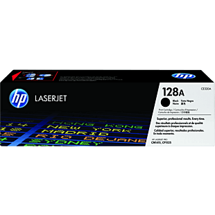 Cartucho de Tóner HP 128A Negro LaserJet Original