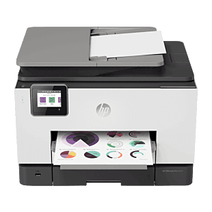 Impresora Multifuncional HP OfficeJet Pro 9020