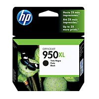 Cartucho de Tinta HP 950XL Negra Original