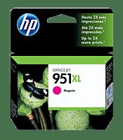 Cartucho de Tinta HP 951XL Magenta Original