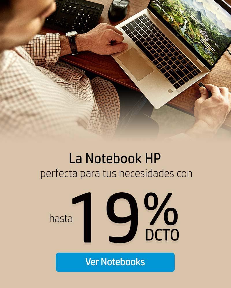 Notebooks HP | La notebook perfecta para tus necesidades