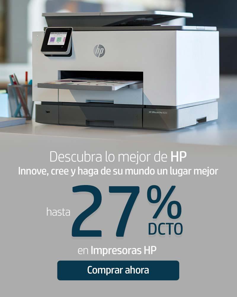 Descubre lo mejor de HP | Innove, cree y haga de su mundo un lugar mejor en Impresoras HP