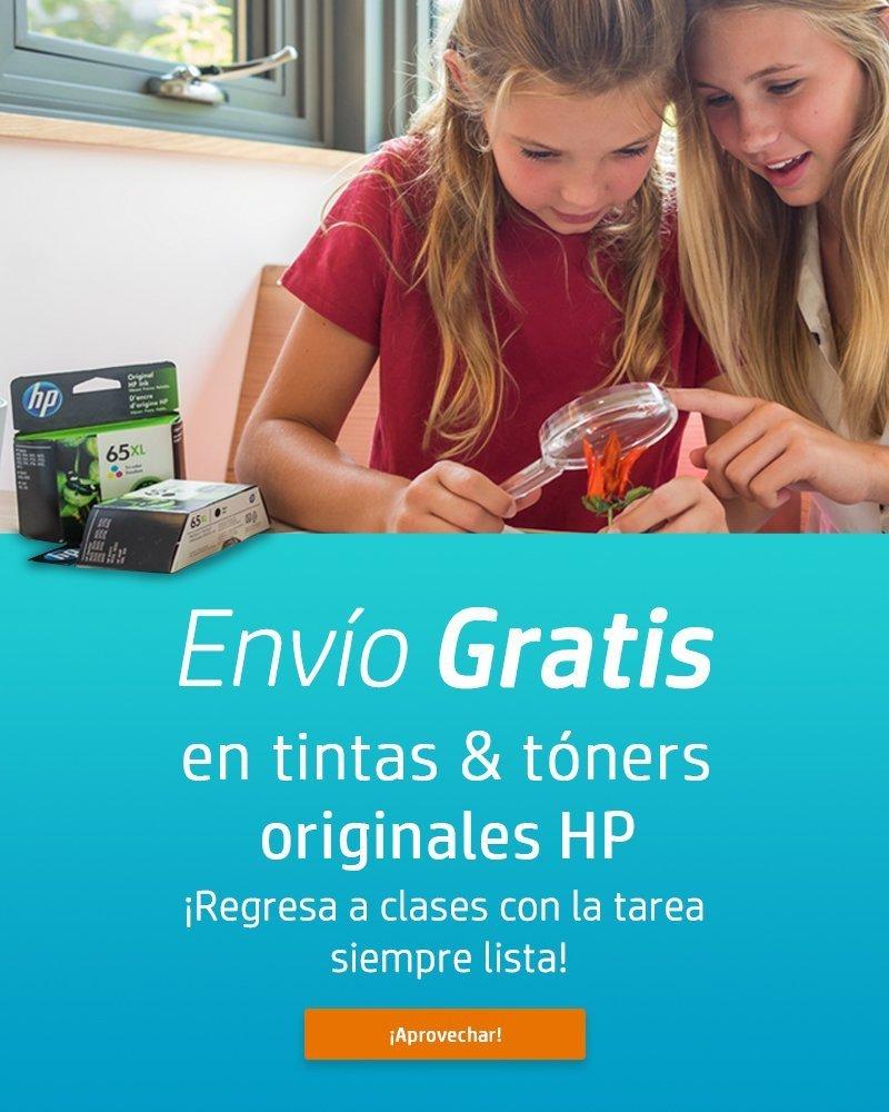 Envío gratis   Tintas y tóners originales HP con envío gratis