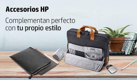 Accesorios HP | Complementan perfecto con tu propio estilo